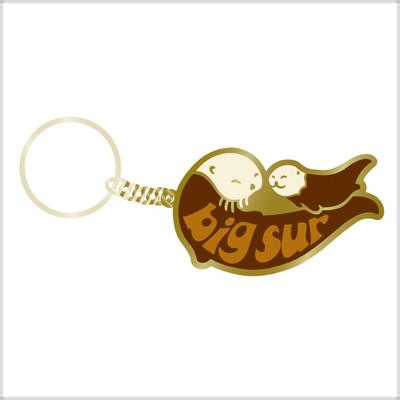 Keychain - Otters
