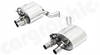 Cargraphic Panamera 971 Exhaust (2, 4, 4S, Turbo/S, E-Hybrid)