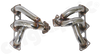 Cargraphic 996TT / 997TT / GT2 Racing Manifolds - Header Set