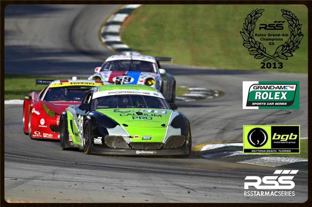 """RSS Part # TS-2-B Tarmac Stage 2 Suspension Kit for Boxster 986. """"Winner of 2015 PIRELLI WORLD CHALLENGE TC CHAMPIONSHIP, 2013 ROLEX GRAND-AM GX CHAMPIONSHIP"""". """"Results Matter…not hype"""" RSS Tarmac Stage 2 Suspension System (TS-2-B) is the most rigorously engineered, tested, validated, motorsport homologated aftermarket suspension system available for your Porsche....Period! RSS TARMAC SERIES Motorsports Suspension Kits have been winning championships, races and setting track records in various forms of motorsport (Sports Car Racing, Endurance Racing and Rally) around the world. RSS is the suspension of choice of professional race teams, tuners, track day junkies, and driving enthusiasts around the world. - 2013 ROLEX GRAND-AM GX CHAMPIONS - 2014 PIRELLI GT3 CUP TROPHY USA –- 2014 FiA – SPANISH RALLY TARMAC CHAMPIONS - 2015 PIRELLI WORLD CHALLENGE TC CHAMPIONS -"""