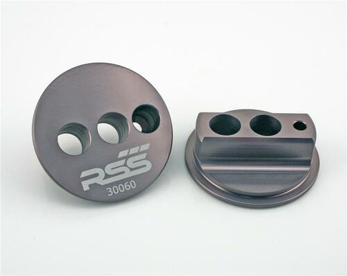 ADJUSTABLE THRUST ARM BUSHING KIT (For vehicles equipped with Non-Hydraulic Thrust Arm Bushings Only) Set of 4 The RSS Adjustable Thrust Arm Bushing Kit will improve handling and response of the suspension system and allows for additional caster adjustments. Eliminates unwanted caster changes in both front and rear suspension under acceleration and deceleration  AVAILABLE FOR PORSCHE® 986, 996 & 997 GT3/RS, RS 4.0 & GT2/RS PLEASE NOTE YOUR YEAR MAKE & MODEL IN COMMENTS SECTION  Contact us for fitment assistance