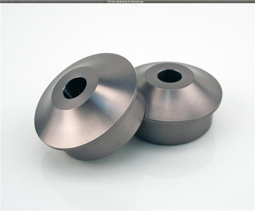 323 Thrust Arm Bushing/Puck - Non Castor Adjustable - Front Axle