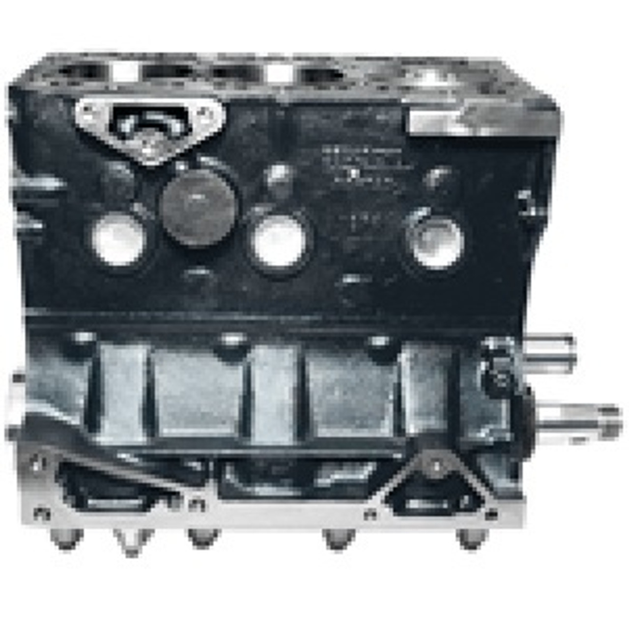 Short Block - New