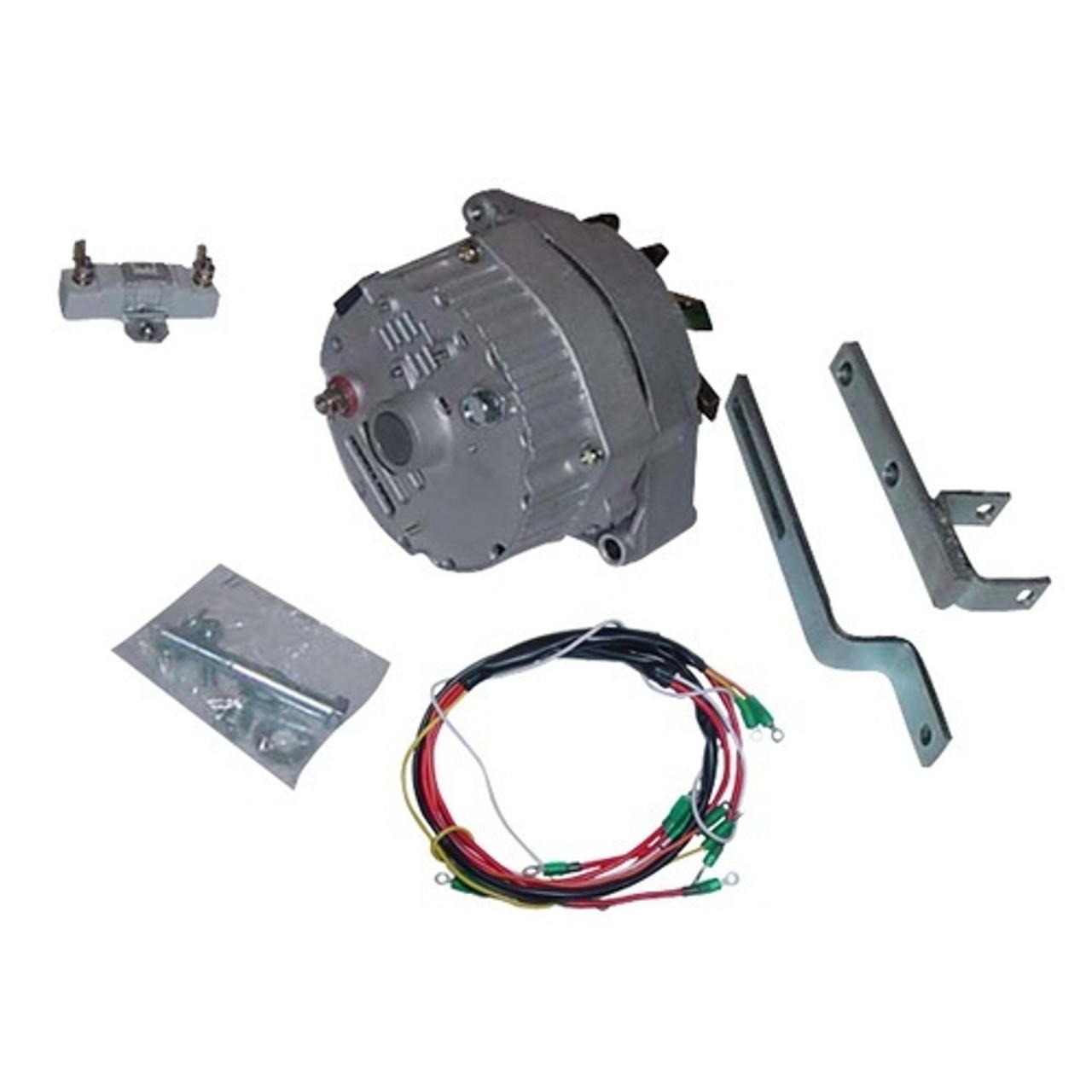 12-Volt Alternator Conversion Kits