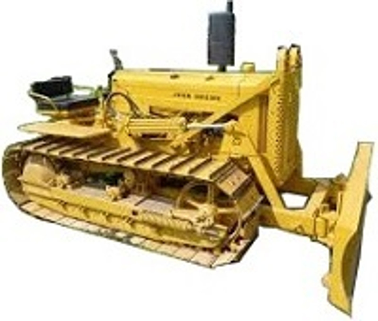 John Deere Dozer Final Drive And Final Drive Parts