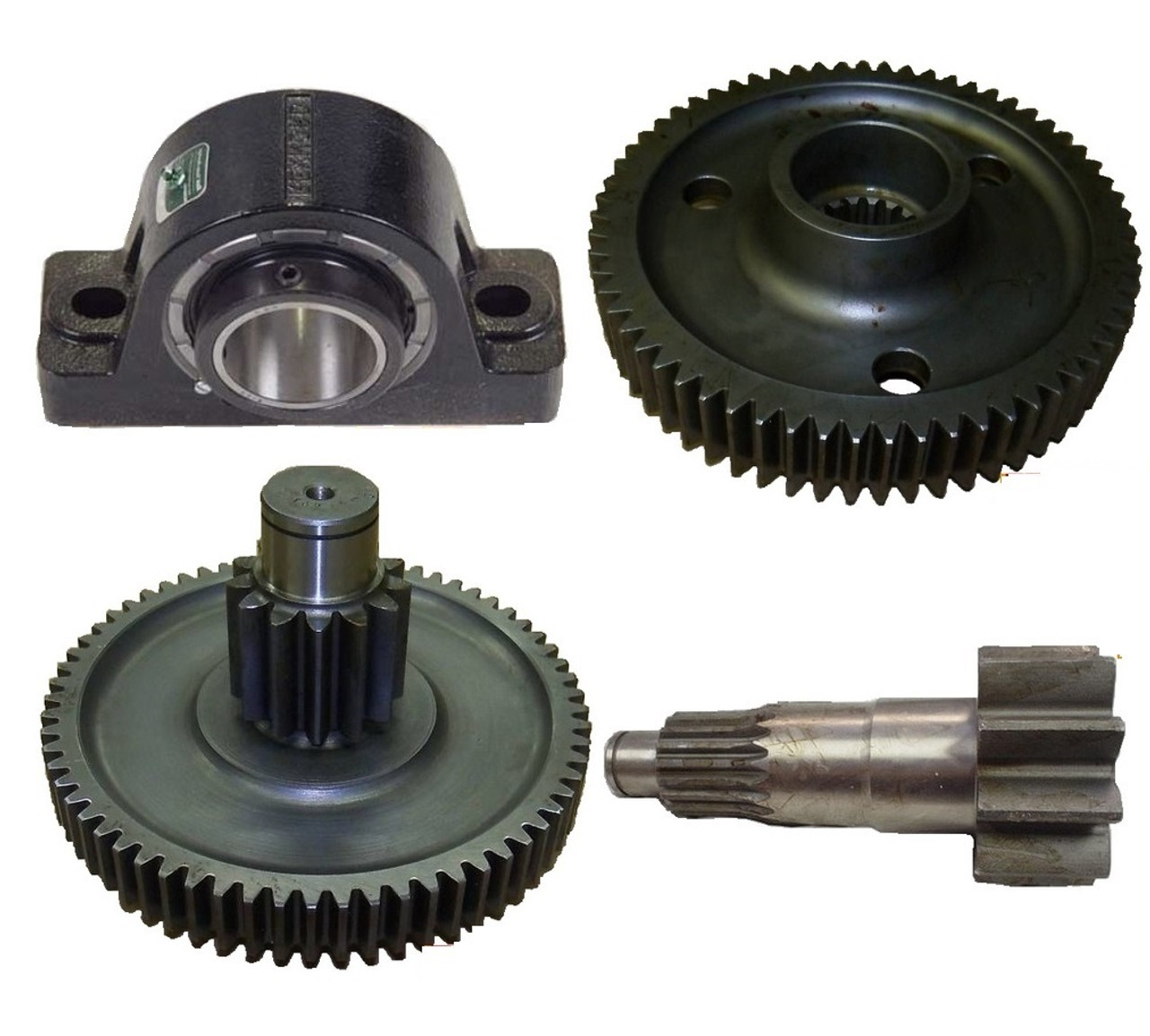 Swing Gear Box