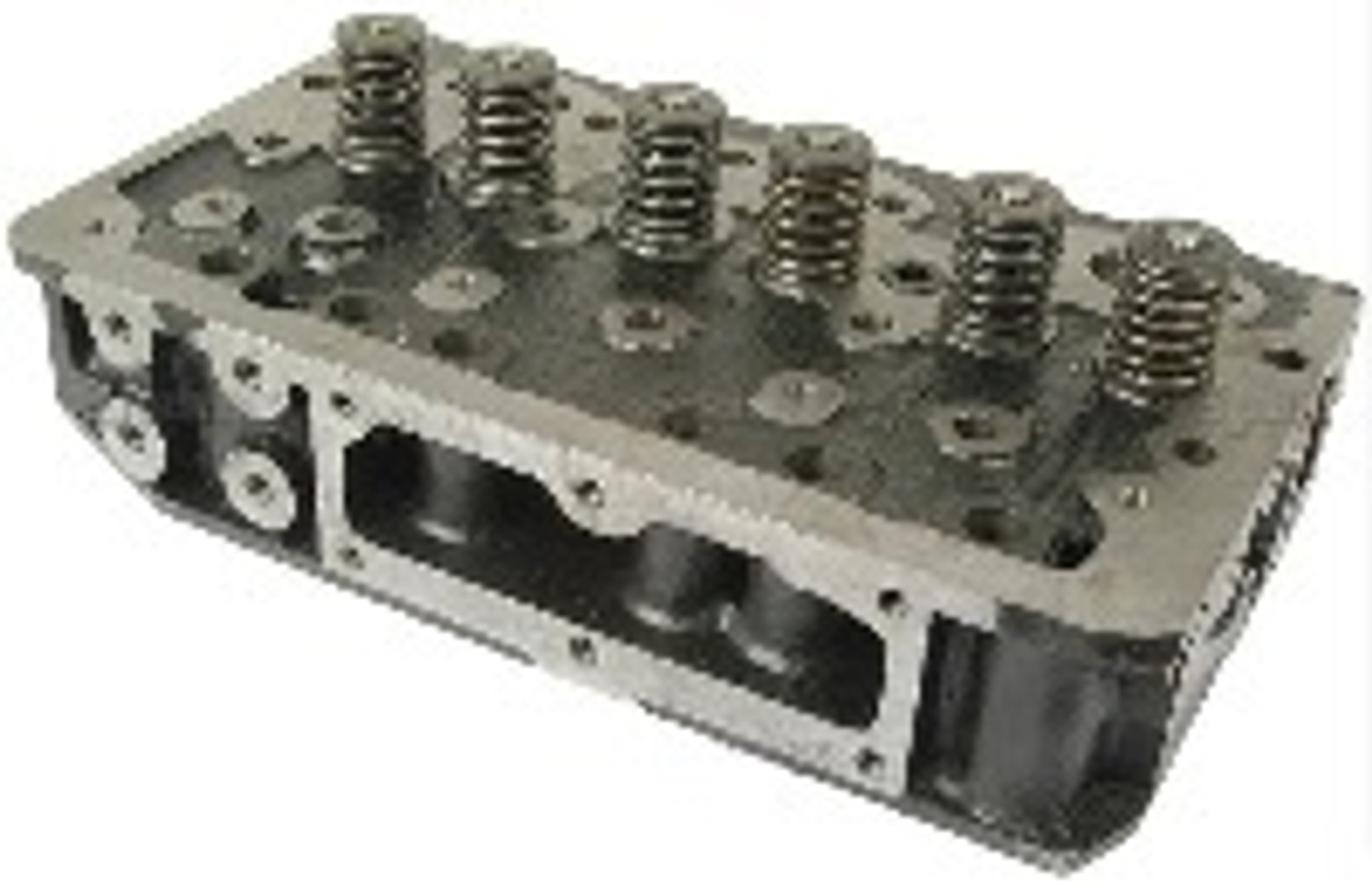 Cylinder Head and Rocker Arm