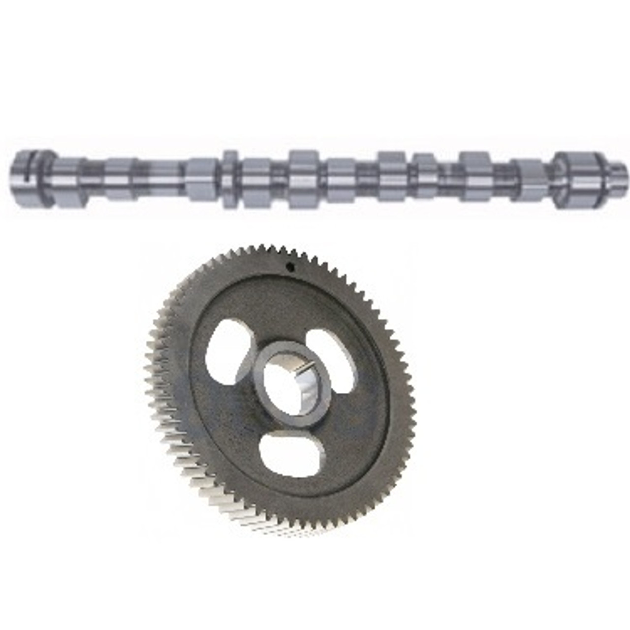 Camshaft and Gear