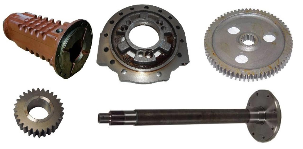 Rear End Parts