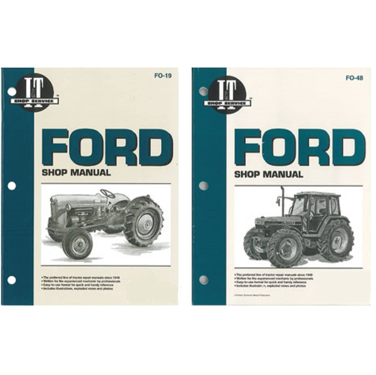 Ford Tractor Parts For 8n 9n Naa 600 800 Dexta Wiring Diagrams Repair Manual