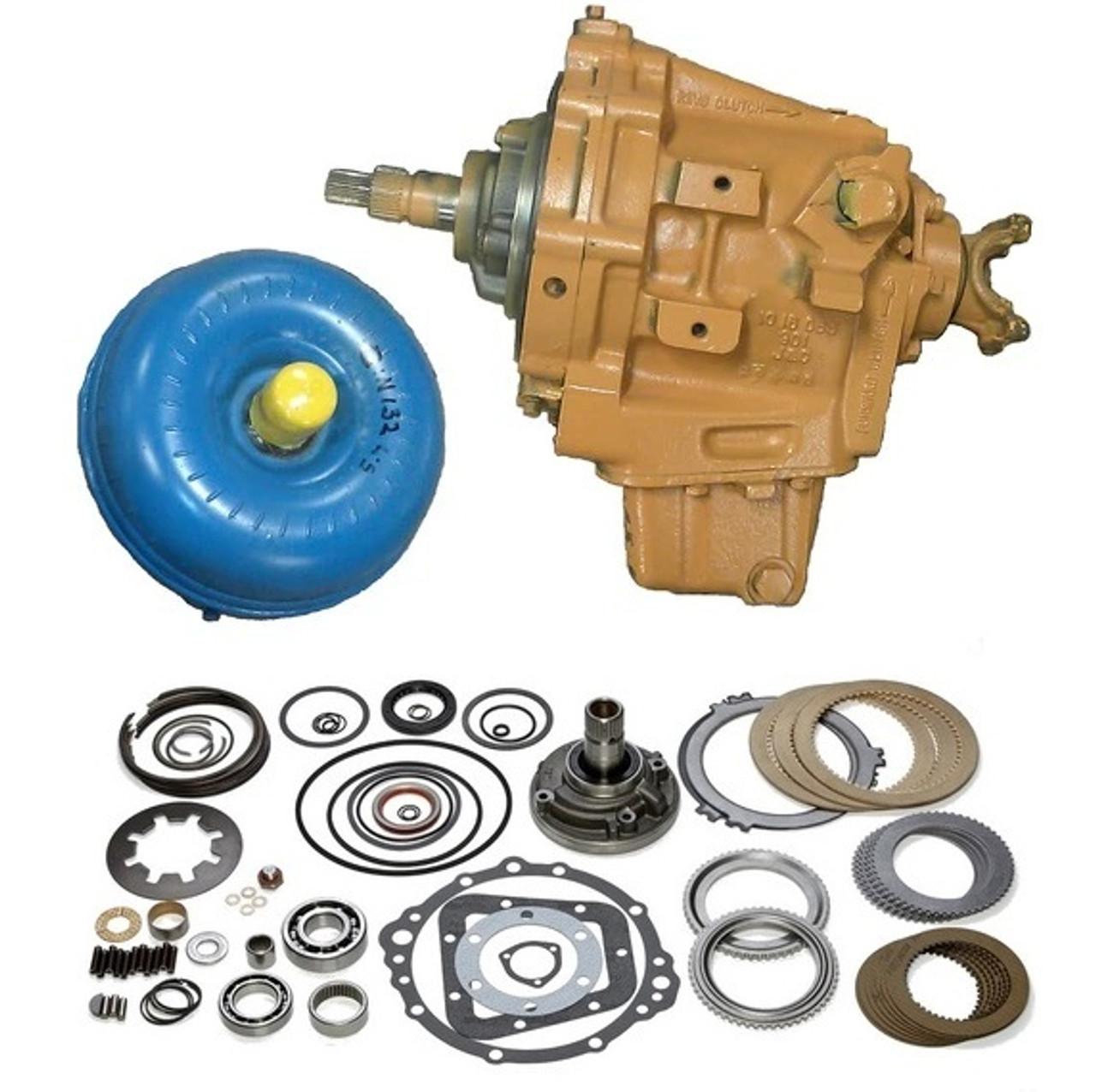 Reverser and Reverser Parts
