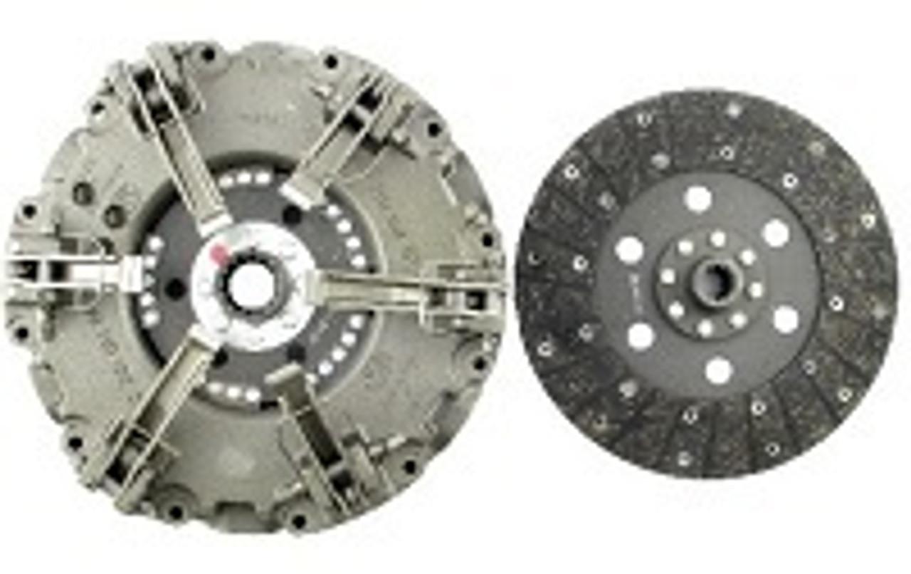 Clutch and Pressure Plate