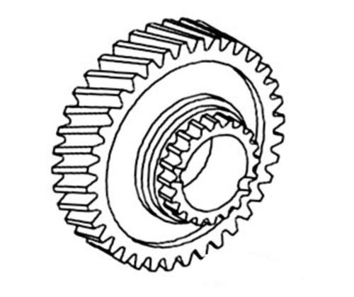 Gear -- T21976