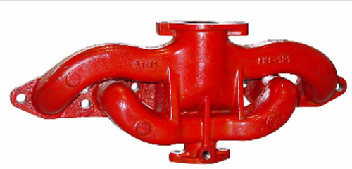 Intake / Exhaust Manifold -- 369645R22, 388584R21