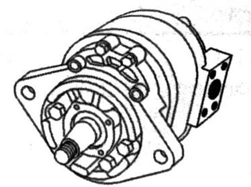 Hydraulic Pump -- 544708R92