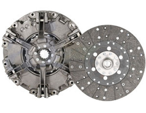 Clutch and Pressure Plate (With Step Back Cover) -- 628103439