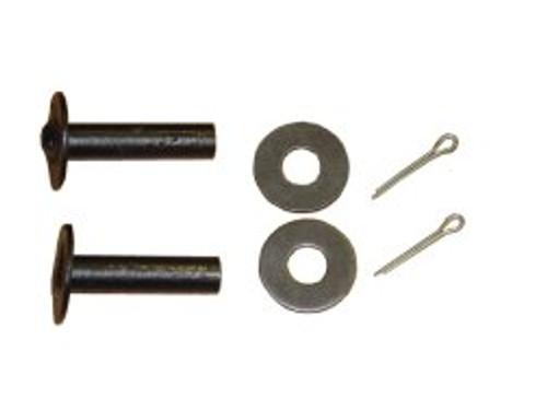Hinge Pin Set Dirt Scoop -- 505003