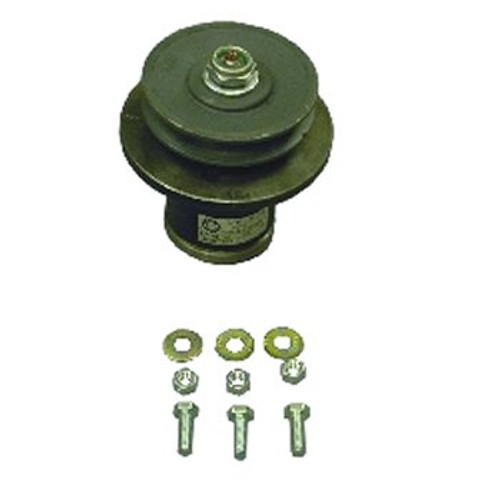 King Kutter Mower Spindle Assembly (Single Groove Pulley) -- 502303