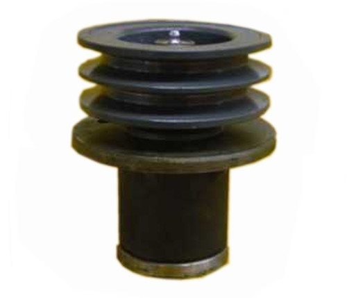 King Kutter Mower Spindle Assembly (Double Pulley) -- 502304