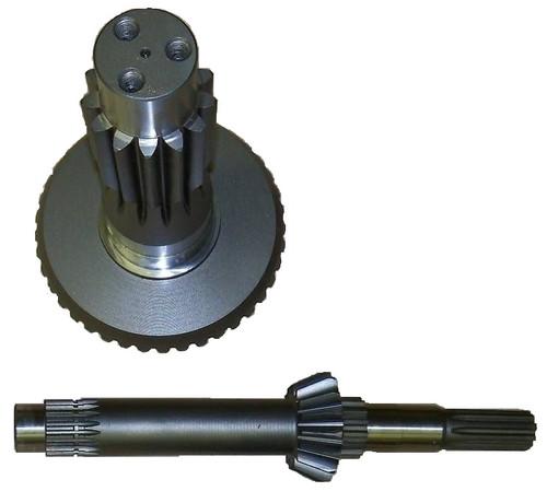 Case Dozer Final Drive Bevel Gear and Pinion Set -- G107896