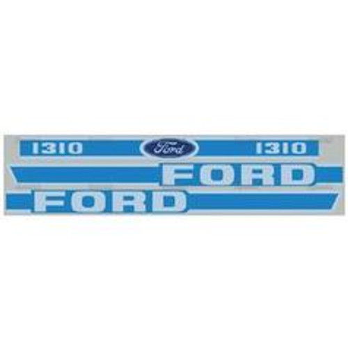 Ford 1310 Hood Decal