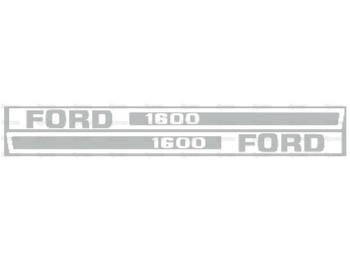 Decal -- F1600