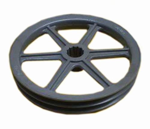 "Main Pulley(Double Groove)(12"" Diameter) -- 165113"