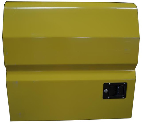 "Engine Compartment Door (RH) with Latch and Hinge33 1/4"" -- 116-8444"