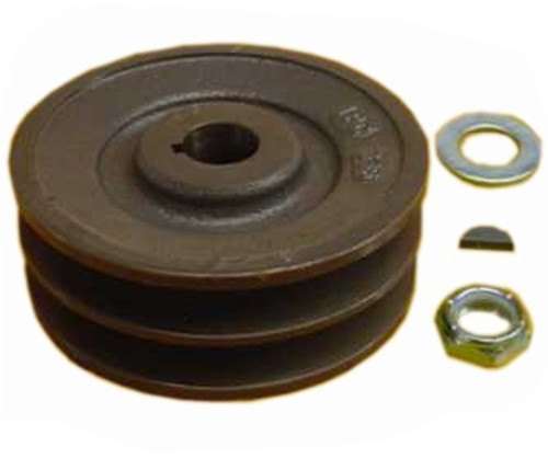 Spindle Pulley Kit(Double Groove) -- 502312