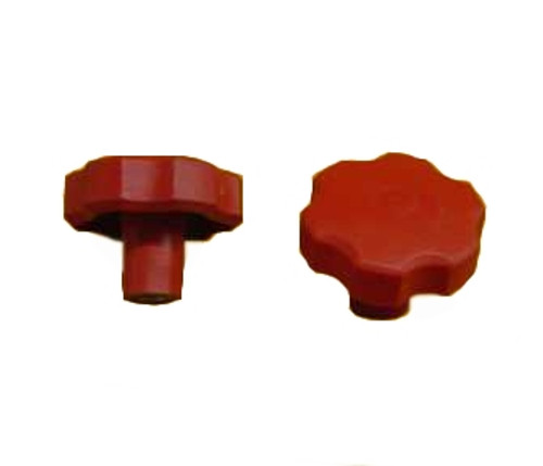 King Kutter Mower Plastic Knob (Pair) -- 502287