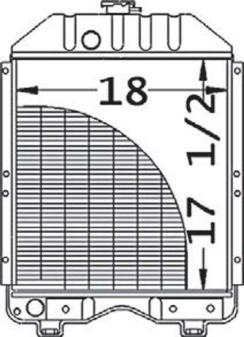 Radiator  -- 15482-99280