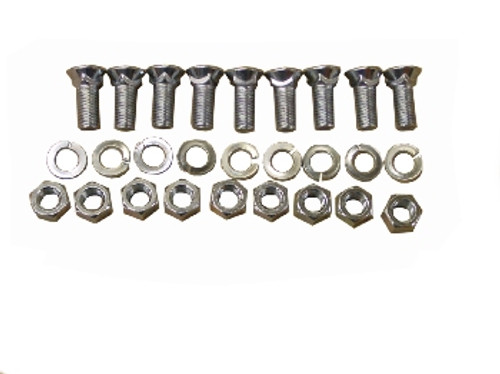 "King Kutter Rear Blade Bolt Set -  (9)  5/8"" x 1 3/4""  -- 503001"