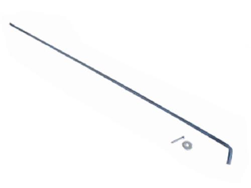 "King Kutter Tiller Tailgate Rod- (72"" Wide Tiller) -- 505014"