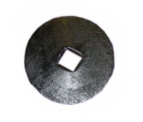"""Axle Cap  1/4""""X 5 5/8"""" Round -- 322005"""