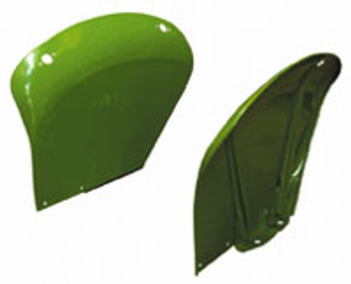 Clam Shell Fender (Right Hand) -- S.60786
