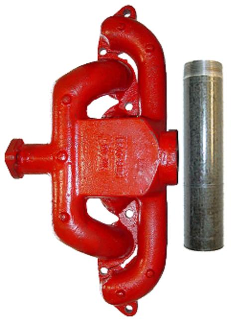 Farmall Intake Exhaust Manifold -- 358308R11