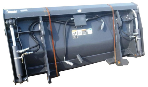 """4-in-1 Loader Bucket - FFC Brand(Fits Only FFC Coupler)(Includes Cylinders and Lines)(New OEM) (82"""") -- 84371006"""