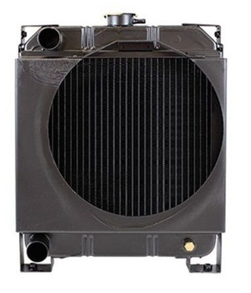 Ford Compact Tractor Radiator -- 86561696