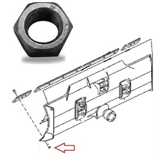"3/4"" Cutting Edge Nut -- 2J3506"