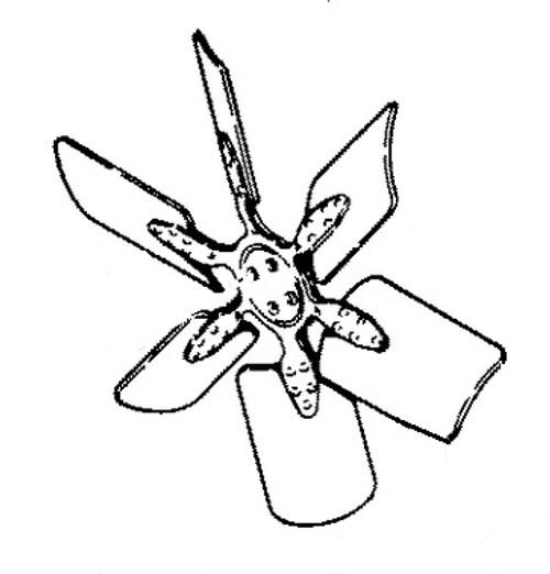 Fan (Puller Type) -- A173016
