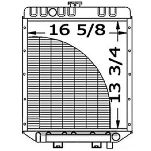 Radiator -- A173836