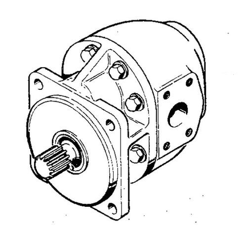 Hydraulic Pump -- D42531