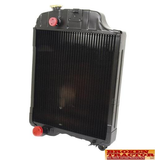 Radiator -- AL37568