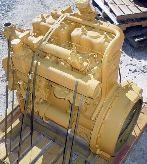 Case 336BD Rebuilt Engine (Non-Turbo) -- CS-336BD-ENG