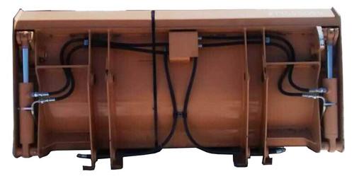 """Case Backhoe Clamshell Loader Bucket (Low Hour Take-Off)(82"""") -- CS-580L-41-Bucket-U"""