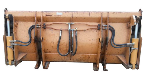 """4-in-1 Loader Bucket (Includes Cylinders and Lines)(Low Hour Take-Off)(82"""") -- CS-580K-41-Bucket-U"""