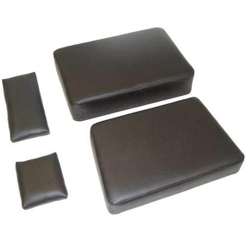 Case Dozer Complete Seat Cushion Set -- PV800