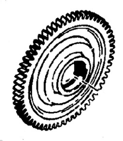 Driven Gear (Rebuilt) -- D47456