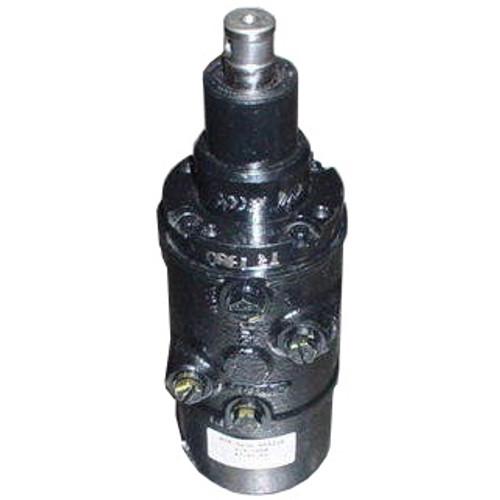Case Hydraulic Steering Motor  (4 lines) -- D71309