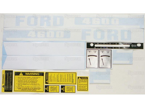 Ford 4600 Decal Kit-- S.66673